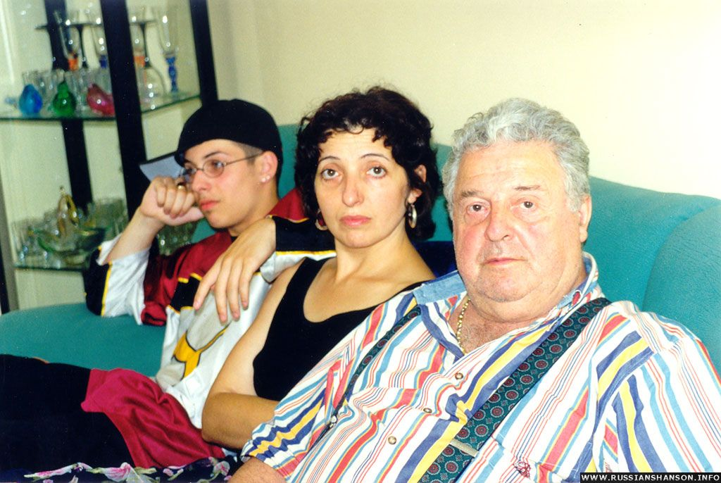 Танич михаил его дети фото