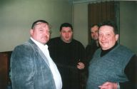 Михаил Круг,  Александр Фрумин,  Николай Резанов