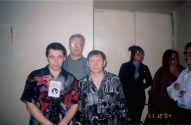 Владимир Шипицын с Павлом Павлецовым