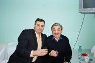 В.Урецкий с А.Панкратовым-Чёрным г.Казань 19.03.06 г.