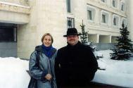 Светлана Тернова с Михаилом Кругом. Одесса