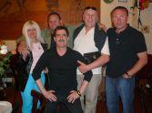Жорa Затонский с Виктором Тюменским,  Васей Пряниковым,  Александром BOSS