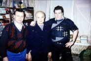 Александр Волокитин со Стасом Еруслановым