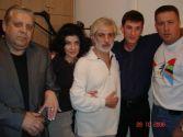 Геннадий Жаров и Ефрем Амирамов. Минск,  2006г.