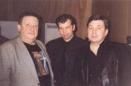 Николай Резанов,  Сергей Север (Русских),  Михаил Шелег