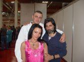 Наталья Штерн с Робиком Черным