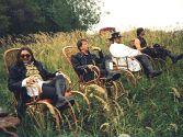 """Владимир Захаров. Съёмки видеоклипа на мега-хит группы - песню """"Ничего Не Говори"""",  1996г."""