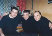 Александр Звинцов,  Александр Дюмин,  Александр Кузнецов