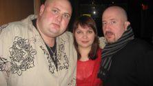 Семен Лобазнов с Жекой(Григорьевым)