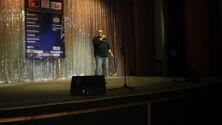 """Ефим. 1-й национальный фестиваль """"Хорошая песня. Украина"""". 27 марта 2010 г. Запорожье"""