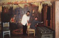 """Выступление в еврейском ресторане """"7 40"""",  2001 год"""