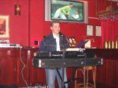 """Выступление в кафе """"01"""",  2005 год"""
