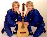 Братья Чафоновы (Евгений и Валерий)
