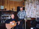 Владимир Ефимов с Валерием фон Эргардтом,  2006 г.