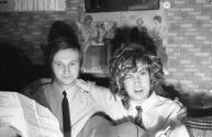 Владимир Ефимов с Аркадием Северным,  1974 г.