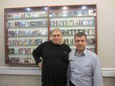 Александр Фрумин и Вячеслав Тимофеев
