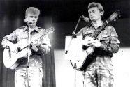 """Группа """"Бачи"""". Андрей Ермаков и Сергей Пантелеев."""