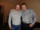 Александр Антыков и Игорь Слуцкий,  2014 год