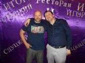 Александр Антыков и Игорь Слуцкий,  2017 год