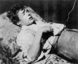 Посмертное фото Сергея Есенина,  1925г.