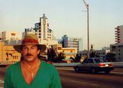 Виктор Терехов. С Саней (Ковбоем),  Нью-Йорк 1993 год