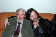 Никита Джигурда в гостях у В.Г.Баранникова (2 февраля 2007 г.)
