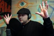 Евгений Кисляков. Работа в студии.
