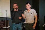 Андрей Климнюк и Сергей Клушин. ART-CAFE Агарта 9.10.2015 г.Новосибирск