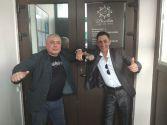 Валерий Копоть и Сергей Какенов