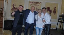 Сергей Какенов и Валерий Копоть