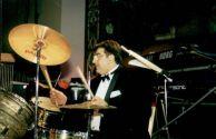 Игорь Балло за барабанами