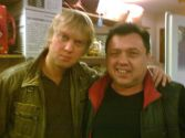 Сергей Светлаков и Радж Гайфулин