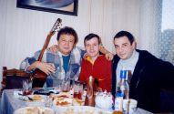 Последнее фото с Сергеем Наговицыным