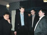 Анатолий Полотно,  Александр Новиков, Сергей Кама,  Михаил Круг