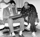 Александр Розенбаум с Дмитрием Гордоном