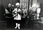Борис Рубашкин со своим первым оркестром