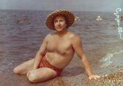 Константин Беляев. Сухуми. 1982 год