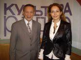 Николай Маркович с Иннной Субботиной