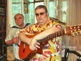 Виктор Темнов с Александром Волокитиным