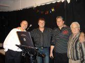 Виктор Березинский с друзьями. Германия,  май,  2007 г.