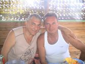 Владимир Утесов и Олег Алябин