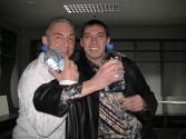 Владимир Утесов и Евгений Алтайский