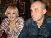 С. Астахова и А. Чёрный