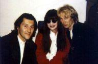 Владимир Черняков,  Саша Иванов (группа «Рондо») с супругой