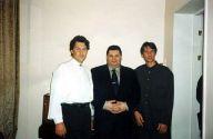 Владимир Черняков с Александром Фруминым. Начало движения шансона «по-русски» в Санкт-Петербурге
