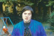 Александр Шеваловский,  1981 год