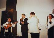 1-ый концерт Валерия Шунта в клубе ША,  ведущий Антон Токарев,  2002г.
