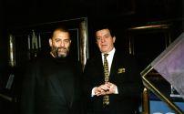 Михаил Шуфутинский с Иосифом Кобзоном