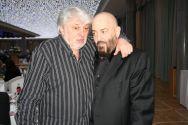 Михаил Шуфутинский с Вячеславом Добрыниным