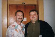 Валерий Эргардт и Михаил Круг
